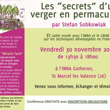 Les secrets d'un verger en permaculture!