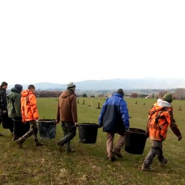 Vidéo :  Chantier Agroforestier chez Joseph